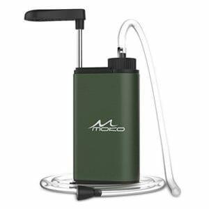 Moko personal water filter