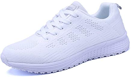 PAMRAY Women's Running Athletic Shoes