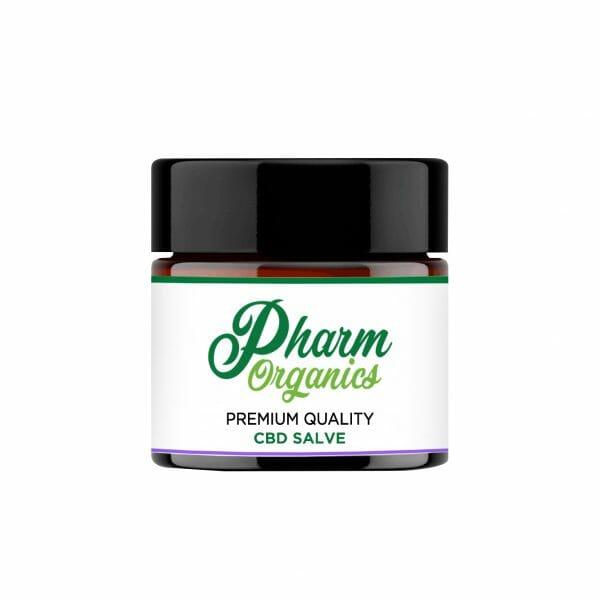 Pharm Organics CBD Skin Relief Salve