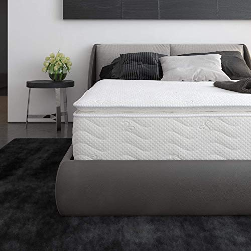 Signature Sleep 12-inch Contour Hybrid Memory Foam Mattress