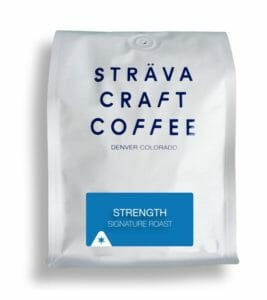 Strava Craft CBD Coffee