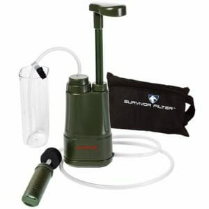 Survival Filter Pro personal water filter