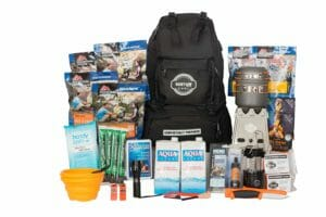 Sustain Supply Co.Premium Emergency Survival Kit For Two