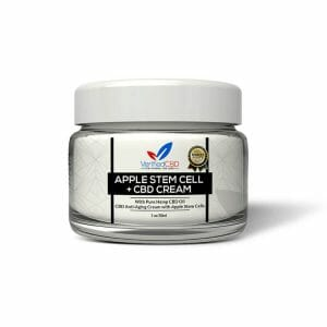 Verified CBD anti-aging CBD Skincare product