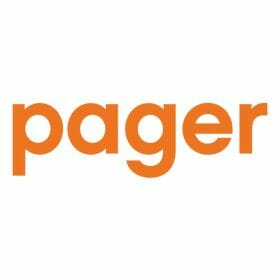 Pager app logo