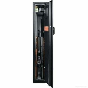 Barska New Large Quick Access Biometric Rifle Gun Safe