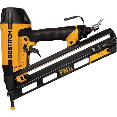 BOSTITCH N62FNK-2 Pneumatic Angle Finish Nailer