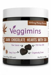 veggimins CBD Chocolate Products