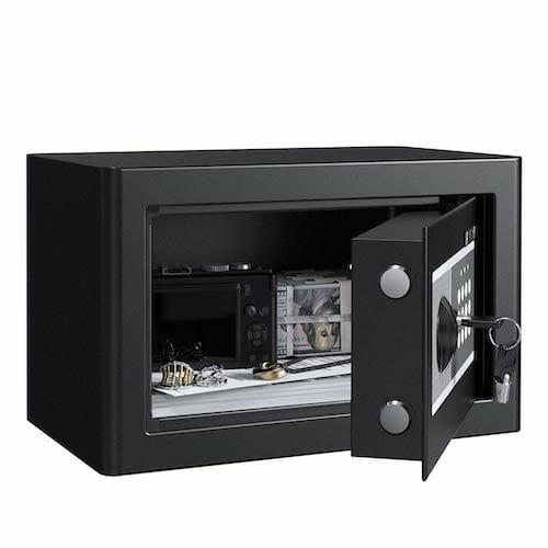 Langria Steel Security Safe Deposit Box