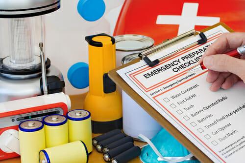 BCR Emergency Preparedness