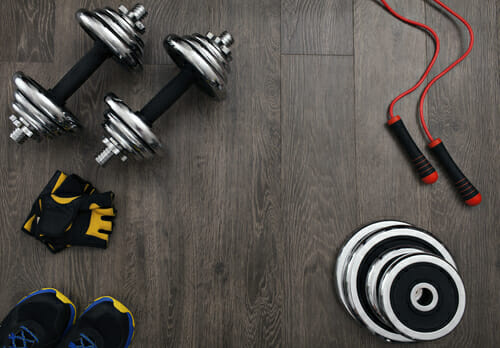 BCR Exercise Equipment