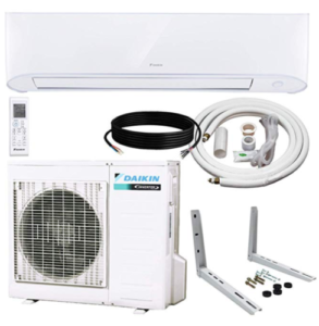 Daikin 12,000 BTU home air conditioning system