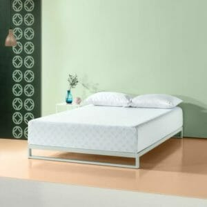 Gel Infused Active Fresh Zinnus bunk bed mattress