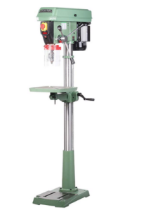 General International 75-165M1 1 standing drill press