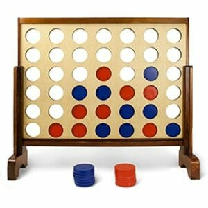 Giant connect four best outdoor games