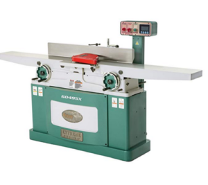 Grizzly G0495X floor standing jointer
