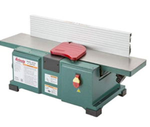 Grizzly G0725 best jointer for small shops