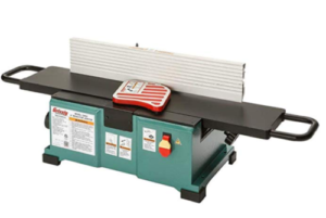 Grizzly G0821 jointer for small shops