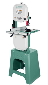 Grizzly floor standing bandsaw
