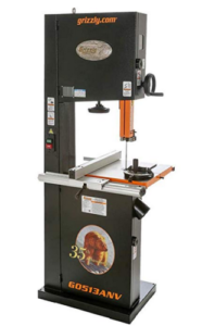 GrizzlyG0513 ANV Floor Standing Bandsaw