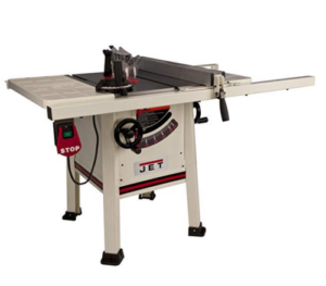 Jet 708492K hybrid table saw