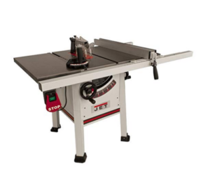 Jet 708494K hybrid table saw