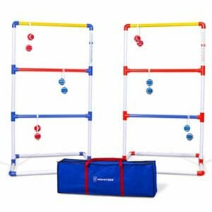 Ladder toss game best outdoor games