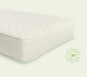 Latex for less bunk bed mattress