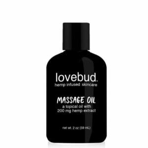 Lovebud Best CBD massage oils
