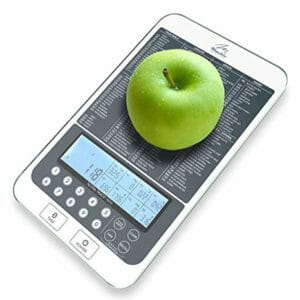Mackie Nutratrack Best Kitchen Scales
