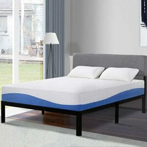 Olee Sleep 10-inch memory foam cheap online mattress