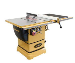 Powermatic PM1000 1791000K hybrid table saw