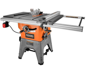 RIDGID R4512 hybrid table saw