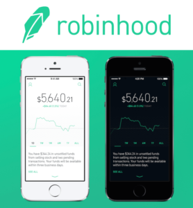 Robinhood Online Stock Trading Brokers