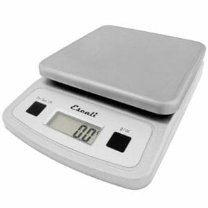 San Jamar Best Kitchen Scales