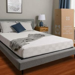 Sealy 8 inch memory foam bunk bed mattress