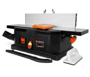 WEN 6559 jointer for small shops