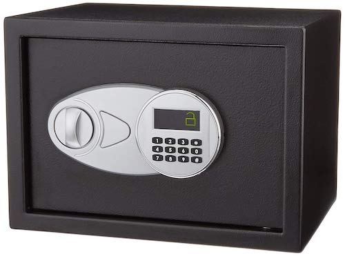 amazonbasics affordable personal safes