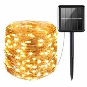 AMIR Top Ten Best Solar-powered Fairy Lights