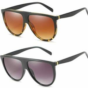 AOOFFIV Top Ten Best Flat Top Sunglasses