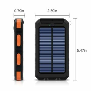 Ayyie Top Ten Best Solar Cellphone Chargers