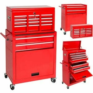 Best Choice Products Top Ten Best Rolling Toolboxes and Tool Storage