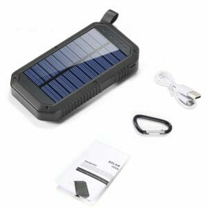 Beswill Top Ten Best Solar Cellphone Chargers