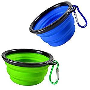 Bleds best foldable dog bowls