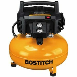 Bostitch Top Ten Best Small Air Compressors