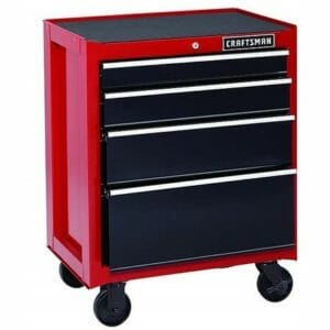 Craftsman Top Ten Best Rolling Toolboxes and Tool Storage