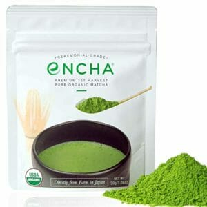 Encha Top Ten Best Matcha Powder Teas