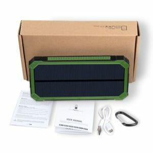 Friendgood Top Ten Best Solar Cellphone Chargers