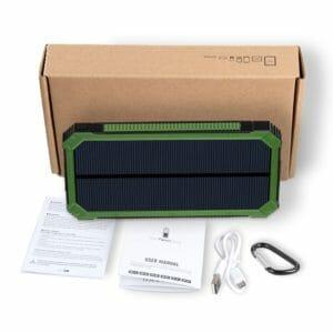 Friendgood Top Ten Best Solar Cellphone Chargers