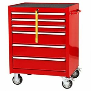 Goplus 2 Top Ten Best Rolling Toolboxes and Tool Storage